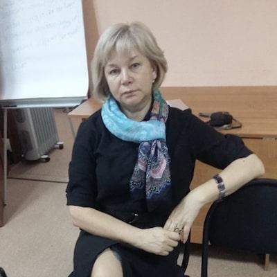 Мышлецова Надежда Васильевна