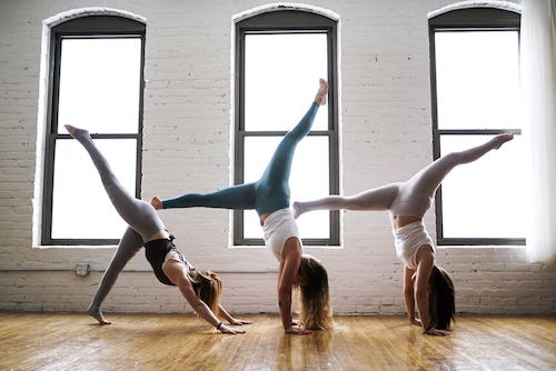 Шаг Вперед. Танцевально-двигательная терапия