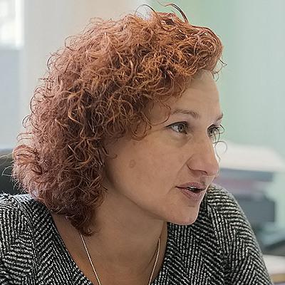 Андронникова Ольга Олеговна