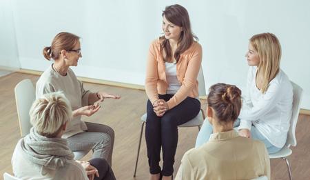 Терапевтическая группа «Сценарий моей жизни»
