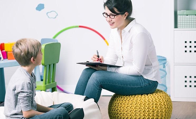 Курс «Теория и практика детской психотерапии»